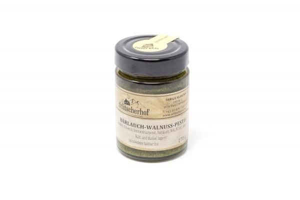 Pesto Bärlauch-Walnuss